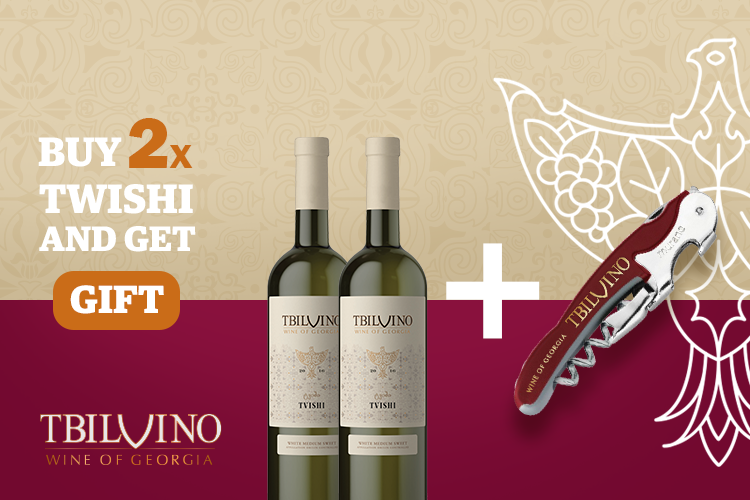 Tbilvino Tvishi 2 + Corkscrew ENG mobile